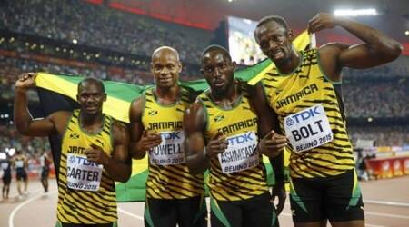 Asafa Powell left out of Jamaica's Gold Coast team due to injury