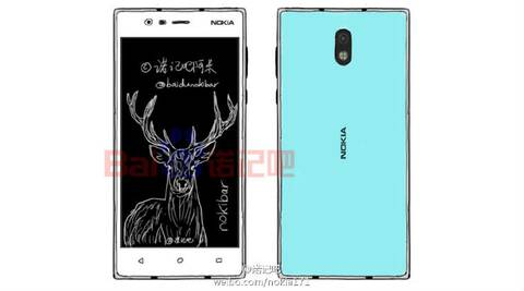 Nokia E1 specs leaked online: Entry-level smartphone featuring 2GB RAM
