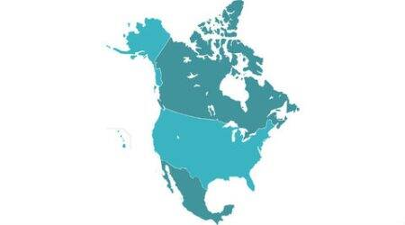 North america, first human settlement in north america, eastern beringia, paleoanthropology, ecomorphology, science, science news