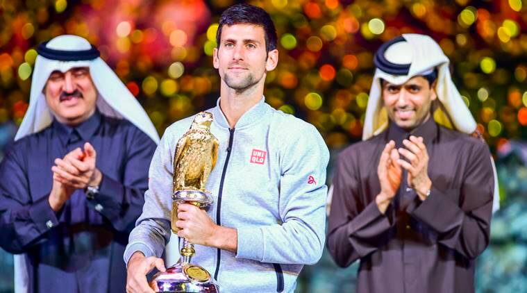 Novak Djokovic claims Qatar Open with statement win over Andy Murray