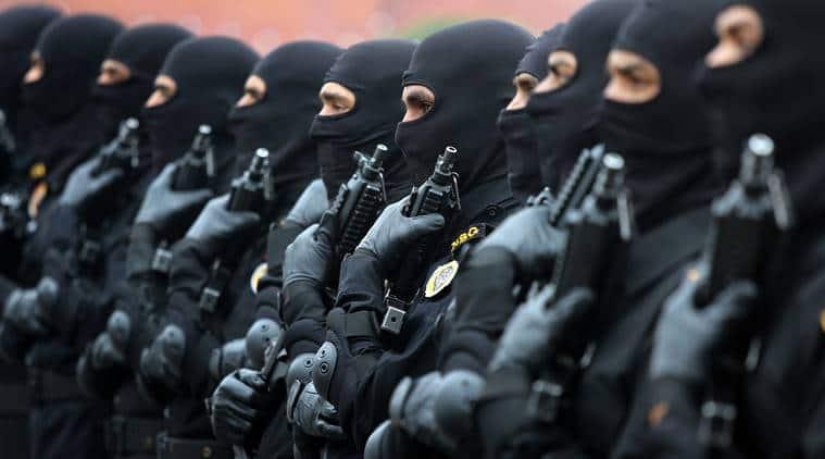 Nsg S Black Cats Debut At Republic Day Parade India News The