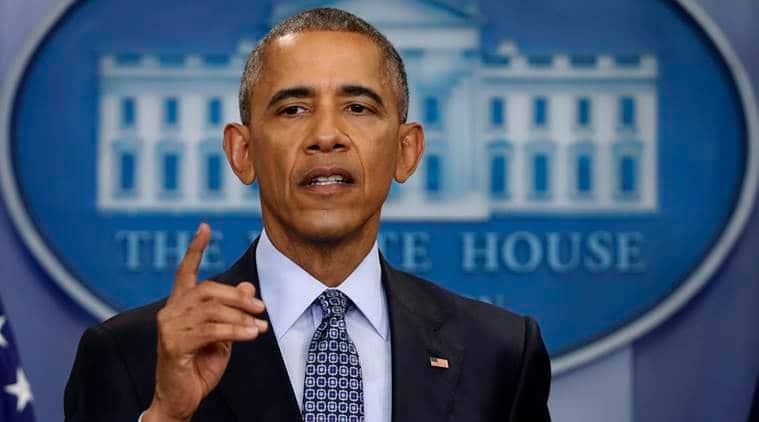 Barack Obama, Donald Trump, Trump-Obama, US president Trump, Trump immigration order, Trump travel ban, US immigrants travel ban, India news, Indian Express