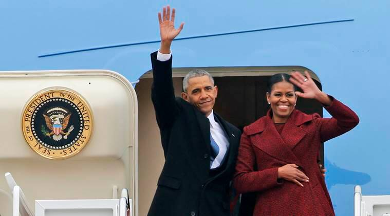 Barack and Michelle Obama Will Return to Hyde Park for Publicity Events