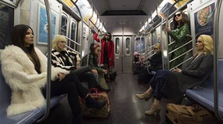 Ocean's 8 first look: It's all about female swag, burglary and the art of blending in. Seepic