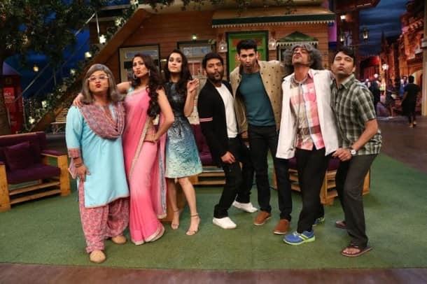 Ok Jaanu: Kapil Sharma Show's hilarious take on Shraddha Kapoor, Aditya Roy Kapur's Aashiqui 2