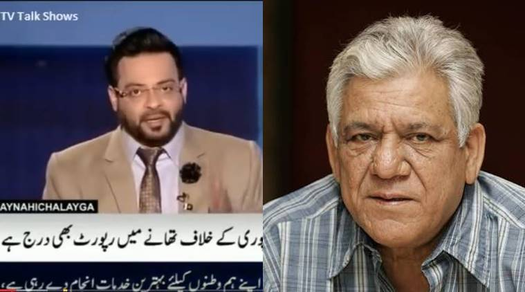 om puri, om puri death, om puri killed, om puri murdered, modi killed om puri, modi murdered om puri, narendra modi, ajit doval, pakistan, pakistani tv channel, pakistani tv