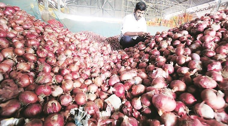 onion prices pune, pune onion prices, onion price in pune ,, pune current onion prices, pune news, indian express news