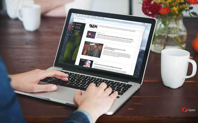 Opera, Opera Neon browser, Opera Feeds, Opera Browser content, Opera Content, Opera Neon browser review, Opera review