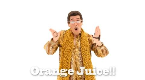 ppap song, pikotaro ppap, ppap new song, pikotaro oj song, pikotaro orange juice song, pen pineapple apple song, new ppap singer song, viral news, trending news