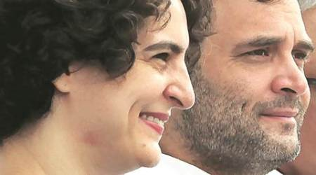 Priyanka Gandhi, Priyanka Vadra, Congress, Uttar Pradesh election, Manmohan Singh, Sonia Gandhi, Rahul Gandhi, Gandhi, Nehru, UP election UP polls, first phase, Election phase, Ghulam Nabi Azad, Sheila Dikshit, Ahmed Patel, Janardan Dwivedi, Jyotiraditya Scindia, Lok Sabha, Samajwadi Party, Uttar Pradesh, Uttar Pradesh news, Uttar Pradesh election news, UP polls, UP poll news, UP election news, UP candidate list, star campaigners, Congress star campaigner, Congress star campaigner list, Indian Express, India, India news
