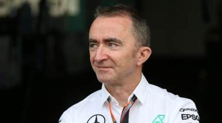 Formula One - F1 - Italian Grand Prix 2015 - Autodromo Nazionale Monza, Monza, Italy - 4/9/15 Mercedes technical head Paddy Lowe during practice Mandatory Credit: Action Images / Hoch Zwei