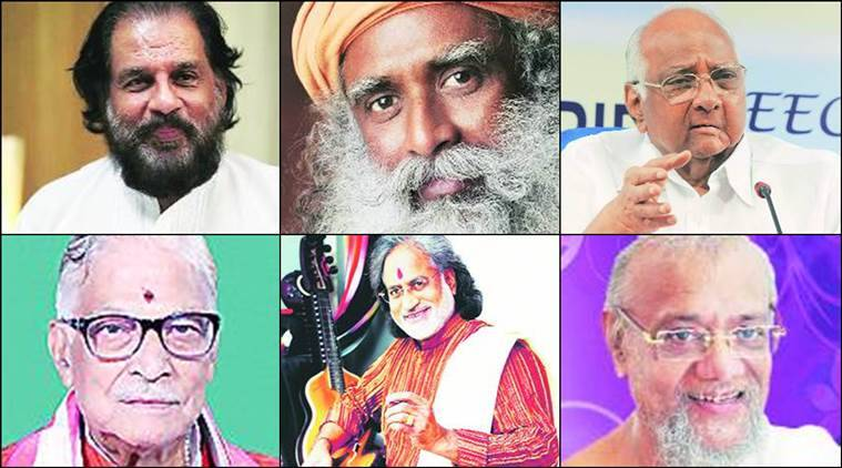 Republic Day 2017: Full List Of The Padma Awardees