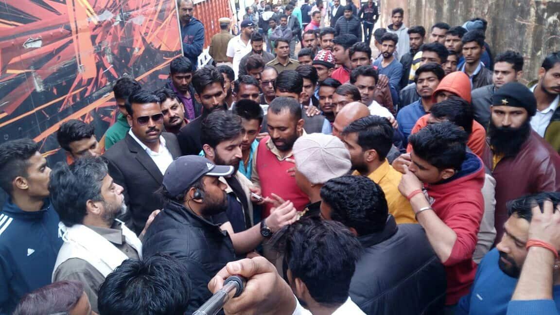 Padmavati, Padmavati shooting, Padmavati film, Sanjay Leela Bhansali, Sanjay Leela Bhansali padmavati, Sanjay Leela Bhansali film, Padmavati shoot, Padmavati controversy, Padmavati news, Sanjay Leela Bhansali news