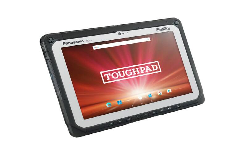 Panasonic, Toughpad FZ-A2, Toughpad FZ-A2 rugged tablet, Toughpad FZ-A2 enterprise tablet, Toughpad FZ-A2 Android tablet, Toughpad FZ-A2 Intel processor, technology, technology news