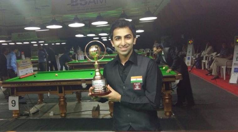 Pankaj Advani, IBSF World Billiards Championship, Rupesh Shah, Peter Gilchrist