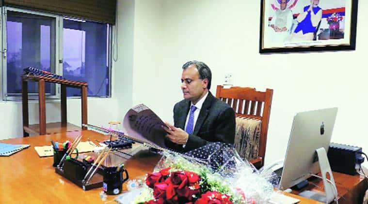 Amulya Patnaik, alok kumar verma, new police chief, delhi police, delhi, indian express news, delhi news