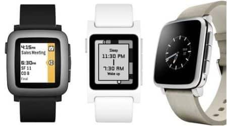 Pebble, Pebble smartwatches, smartwatch discounts, pebble smartwatch discounts, amazon discounts, amazon great indian sale, pebble discounts on amazon, fitbit, gadgets, technology, technology news