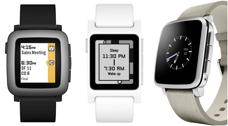 Pebble, Pebble smartwatches, smartwatch discounts, pebble smartwatch discounts, amazon discounts, amazon great indian sale, pebble discounts on amazon, fitbit, gadgets, technology, technology news