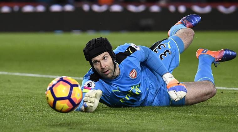Petr Cech, Cech, Arsenal goalkeeper, Goalkeeper, Petr Cech goalkeeper, Premier League, EPL, Arsenal, Football news, Football