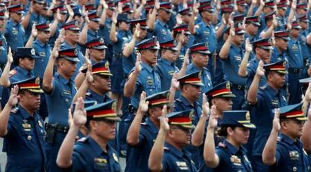 Philippine police kill 14 men rights groups say were farmers