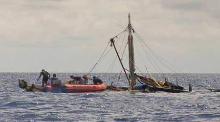Four fishermen from Kendrapara missing in Bay of Bengal
