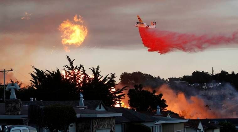California, California pipeline blast, California pipeline explosion, Pacific Gas & Electric Co, Pacific Gas & Electric Co penalised, world news, indian express news