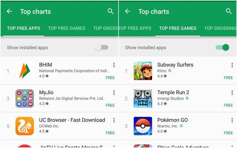 Google, Google Play Store, Play Store show installed apps option, Google Play Store new design, Play Store apps, Play store netbanking, technology, technology news