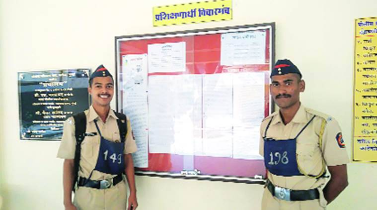 Marol Police Training, writing skills for police, police training, writing skills taught during police training, Vichaar Manch, Deputy Commissioner of Police Somnath Gharge, indian express news