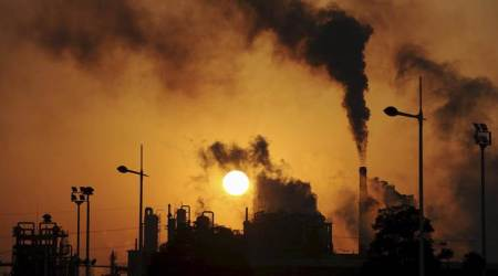 Concentration of CO2 in atmosphere hits record high: UN