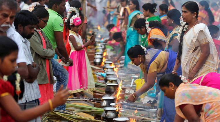 Pongal celebrated with pomp and gaiety in Puducherry | The ...