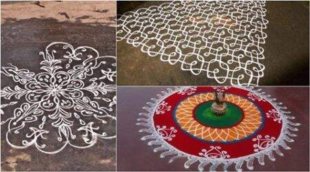 Pongal 2017: 10 beautiful Kolam designs to make this harvest festival