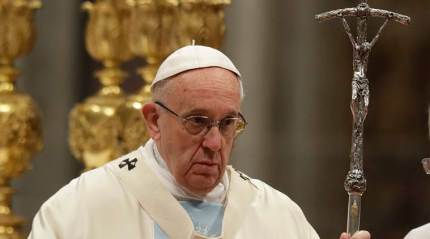Pope Francis: Shutting out immigrants is notChristian