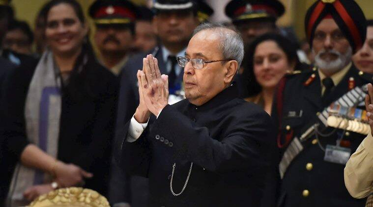 Pranab Mukhejee, Presidential election, Presidential election nomination, nomination Preseident, BJp President election, Indian express, India news, Latest