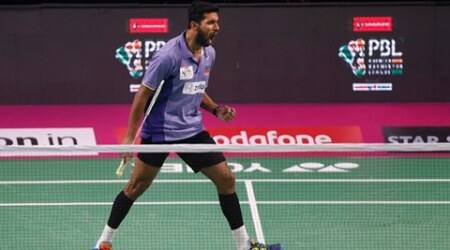 hs prannoy, prannoy, pbl 2, premier badminton league, pbl final, badminton news, sports news