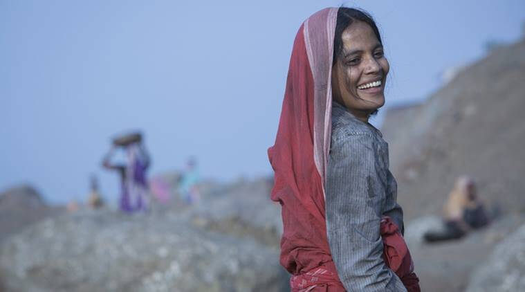 Priyanka Bose in her movie Lion