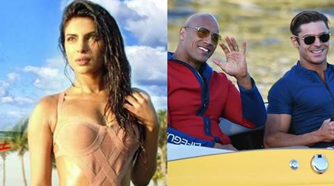 Priyanka Chopra hopes Dwayne Johnson, Zac Efron will come to India for Baywatch