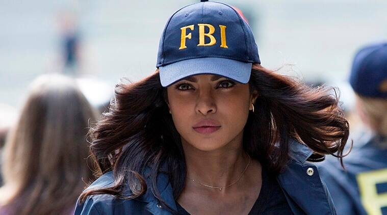 'Quantico' star rushed to hospital after on-set accident