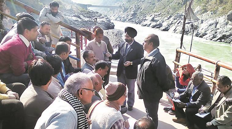 PSU, PSU officials, Uttarakhand, National Hydro Power Corporation , NHPC, NTPC, National Thermal Power Corporation, environment, power projects, manmeet singh, Prashant Sagar, Bhagirathi river, Thermal power plant, supreme court, india news, indian express news