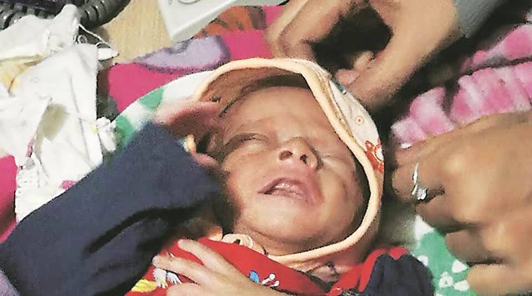 mother tries to sell baby, baby sold, pune mother, pune news, india news, indian express