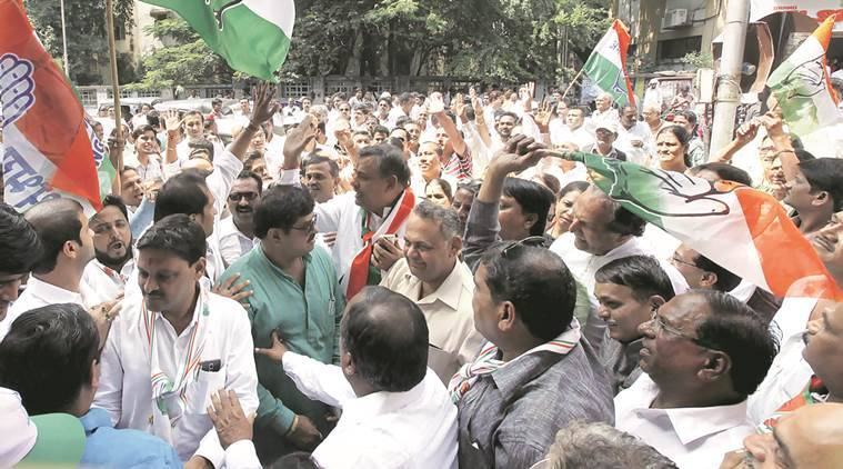pune civic polls, PMC polls, PMC elections 2017, NCP-Congress alliance, NCP-Congress, pune news, indian express news
