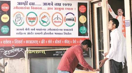 Quality, not quantity: How demonetisation has affected sale of poll paraphernalia in Pune city