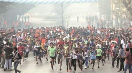 International marathon: Around 50,000 takepart