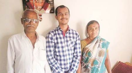 Pune boy clears CA exams in first attempt, Pune boy excellence, Pune boy defies hardships to clear CA exams in first attempt, Pune news, India news, Indian Express