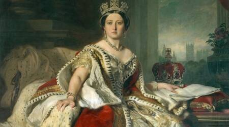 "The image of Queen Victoria has come down as a remote stern old lady known for curt comments like: ""We are not amused""."