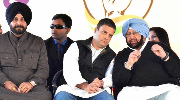 Ghar Ghar yojna, Congress government, Capt Amrinder Singh, Punjab politics, election promises, India News, Indian Express