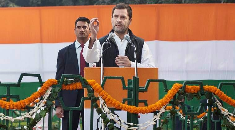 Congress vice-president Rahul Gandhi (PTI photo)