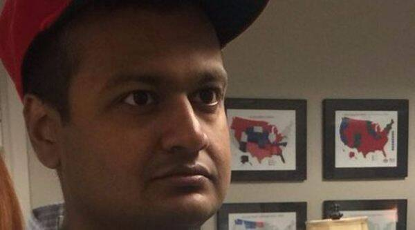 Raj Shah, played a leading role in the Republican party's anti-Clinton campaign during poll. (File)