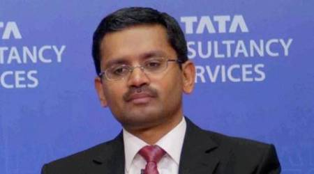 Mumbai: File pohoto of Rajesh Gopinathan who was appoited as the new CEO of Tata Consultancy Services on Thursday after Tata Sons named earstwhile TCS CEO  N Chandrasekaran as its Chairman. PTI Photo    (PTI1_12_2017_000272B) *** Local Caption ***