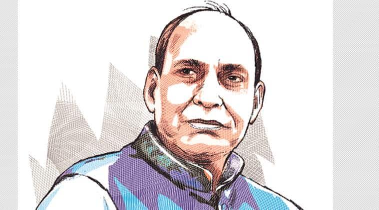 Rajnath Singh, Delhi Confidential, Home Ministry, Railway Board, RSS Narendra Kumar rss, latest news, indian express
