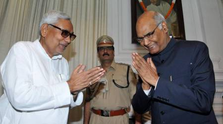 Ram Nath Kovind: A model Governor who JD(U) is likely to support